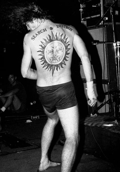 Where Can I Send Henry Rollins Naked Pictures