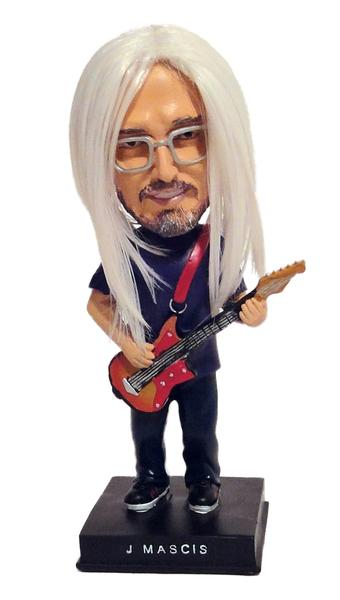 J Mascis Throbblehead from aggronautix