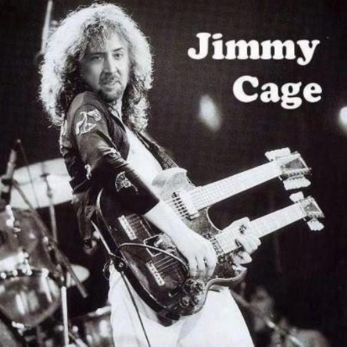 Nick Cage and Jimmy Page photoshopped together