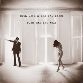Nick Cave New Album Cover